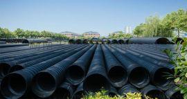 湖南天卓钢带增强螺旋波纹管湖南生产厂家pe管道