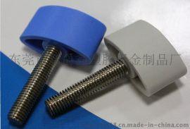 M8一字不锈钢胶头螺丝