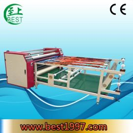东莞至上厂家直销大型印花机械 滚筒印花合适大批量生产