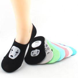 韩国进口袜子个性卡通时尚舒适女士船袜