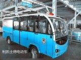 大型工厂四轮电动车,国内一流品牌电动观光车