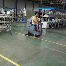 武汉高美全自动中型驾驶式洗地车GM-MINI