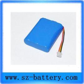 定制可充电电动按摩枕按摩椅按摩披肩 电池 12V2AH18650 电池组