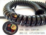 揚州斯拜秀【電氣自動化用彈簧線螺旋電纜】彈簧電線廠家