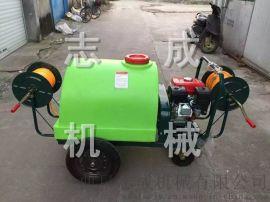 直供300L推车式汽油打药机高压喷雾器
