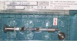 进口**USHIO/点光源UV灯泡/紫外线UV固化灯管/USH-200DP