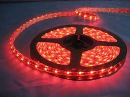 5050-60滴胶防水LED软灯条