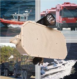 远程声波发射器(LRAD 300X)