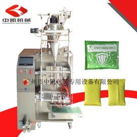 广州中凯直销果壳活性炭包装机 椰壳炭包装设备 颗粒活性炭包机