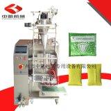 廣州中凱直銷果殼活性炭包裝機 椰殼炭包裝設備 顆粒活性炭包機