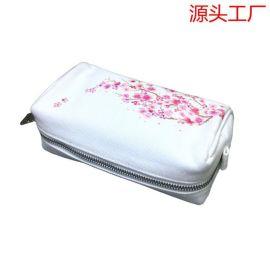 源头厂家旅行化妆包防尘收纳包便携收纳包手提小号淑女迷你洗漱包
