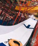 大型蹦牀樂園成人彈性迷宮 旱雪大滑梯彩虹滑梯 淘氣堡遊樂場設備