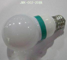 LED球泡灯(JMK-002-20Z株)