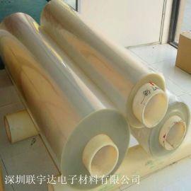 深圳厂家直销pet,pe,opp,cpp,bopp,保护膜,1.2*200m,磨砂,防静电保护膜