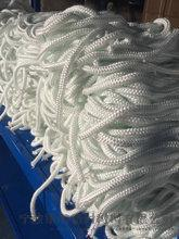 玻璃纤维盘根,玻璃纤维针织绳,炉门密封绳