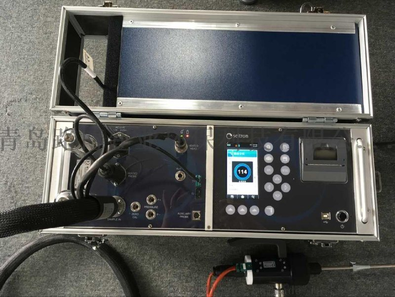 招投標佳選義大利Seitron C900 十二組分煙氣分析儀