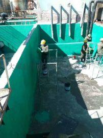 各种防腐工程  玻璃鳞片胶泥