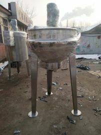 卤制品夹层锅价格,卤锅夹层锅设备 煮海鲜夹层锅