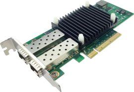 万兆光纤网卡双SFP光口 PCI-E网卡OPT-960