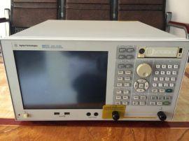 安捷伦E5071C网络分析仪测试方法