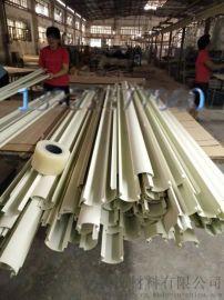 哪里有圆角铝6米长供应专业加油站包柱子铝型材
