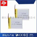 厂家供应A品357596 3.7V 3000mah聚合物平板电脑电池锂电池组