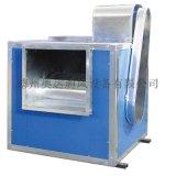 外转子低噪音空调箱 镀锌板风机箱 酒店厨房专用