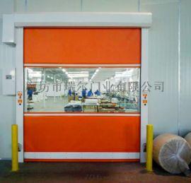 感应PVC快速提升门 廊坊固安快速提升门