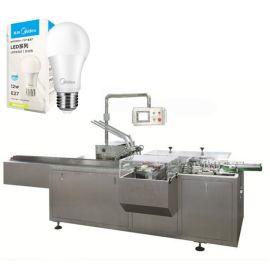 香皂饼干胶水全自动装盒机 汕头厂家直销装盒机