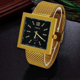 XJK-1804C不锈钢时尚男士石英手表