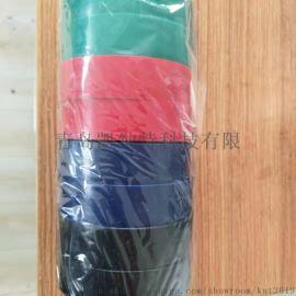 厂家销售PVC电气环保阻燃绝缘胶带铝箔保护胶带