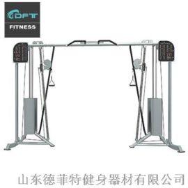 龙门架大飞鸟训练器运动健身体育用品器材训练器