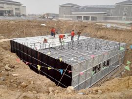 沃迪地埋箱泵水箱地埋式泵箱一体化水箱BDF水箱厂家