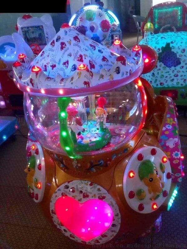 2018新款电动投币摇摆机可爱KT猫摇摆机超市广场儿童摇摇机价格