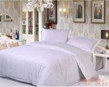 河南銘科酒店用品,酒店布草客房布草,貢緞全棉客房牀上用品定做