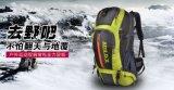 厂家定做户外登山包 双肩背包 休闲旅游包