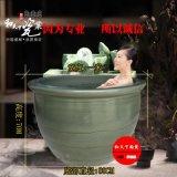 景德鎮定做洗浴中心大缸 陶瓷泡澡缸 溫泉缸生產廠家