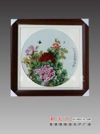 陶瓷瓷板画生产厂家 可定制