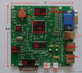 VGA控制板,智慧VGA控制板,單片板顯示卡-VGA控制板,VGA圖像顯示控制器