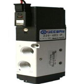 GEEWAY奇韋電磁閥220-4E1-L 電磁閥廠家直銷