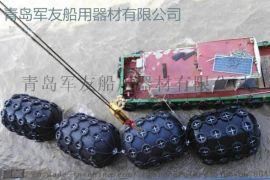 军友新型充气式橡胶气囊,高压防爆气囊