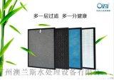 HEPA空气过滤网高效低阻复合滤纸空气净化滤芯七层复合过滤网批发