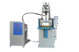 LSR立式硅单滑注射机