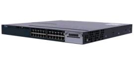 思科三層交換機WS-C3650-24TS-S