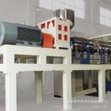 典美機械高分子牀墊生產線  塑料噴絲機械廠家