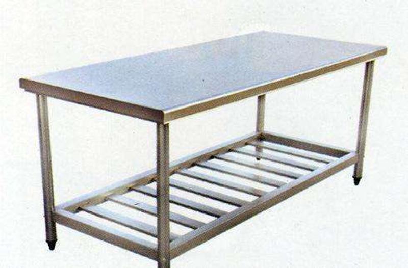 西安江兴加工304不锈钢桌子价格批量销售【价格电议】