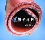 苏州地铁用硅胶布、硅钛合金布、耐高温硅纤垫片