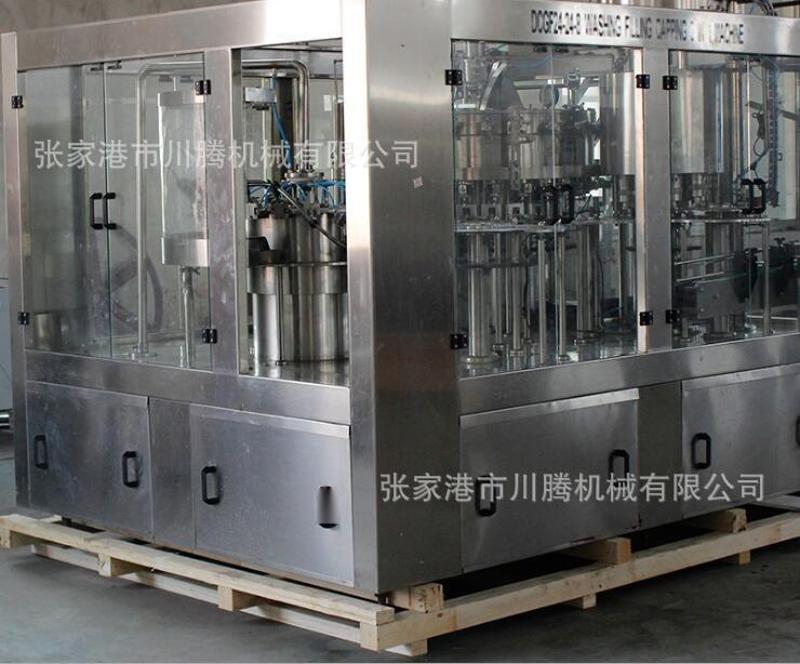 瓶装矿泉水生产设备 矿泉水灌装生产线