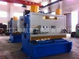中航重工自動液壓剪板機QC11Y-雙機聯動數控液壓閘式剪板機