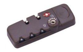 箱包固定锁(TSA306)